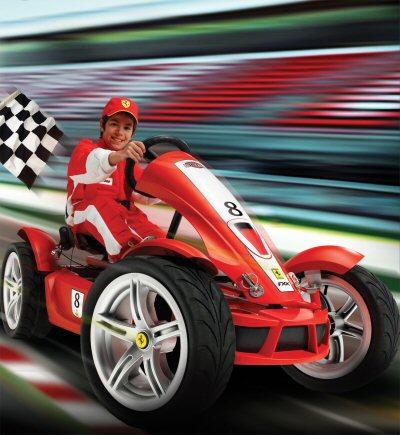 Ferrari FXX Pedal Cars